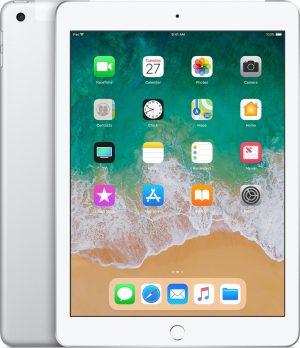 Apple iPad 6 refurbished door Adognicosto - A Grade (zo goed als nieuw) - 9.7 inch - Wifi/4G - 32GB- Zilver