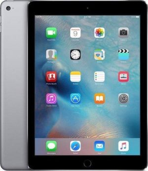 Apple iPad Air 2 - Refurbished door Mr.@ - 128GB - WiFi - Spacegrijs - A-Grade