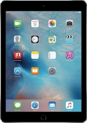 Apple iPad Air 2 refurbished door Forza - C-Grade (Zichtbare gebruikssporen) - 32GB - Cellular (4G) - Spacegrijs
