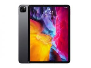 Apple iPad Pro 11 inch (2020) - 256 GB - Wi-Fi + Cellular - Grijs