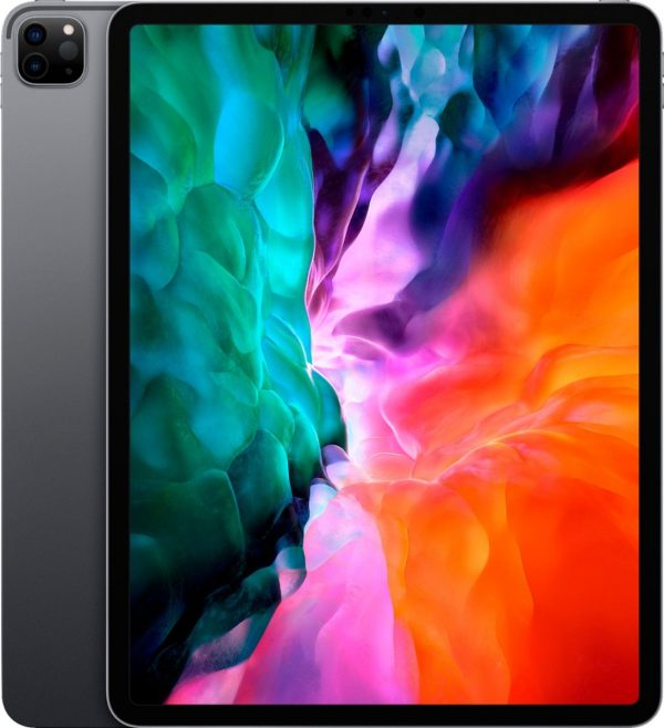 Apple iPad Pro 12.9 4e Generatie - Gereviseerd door SUPREME MOBILE - A GRADE - Alleen Wi-Fi - 256 GB - Ruimte Grijs