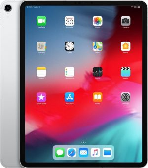 Apple iPad Pro (2018) - 12.9 inch - WiFi + Cellular (4G) - 256GB - Zilver