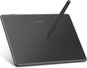 Huion H430P - Tekentablet - Grafische Tablet - Pen Tablet - Professionele Tekentablet