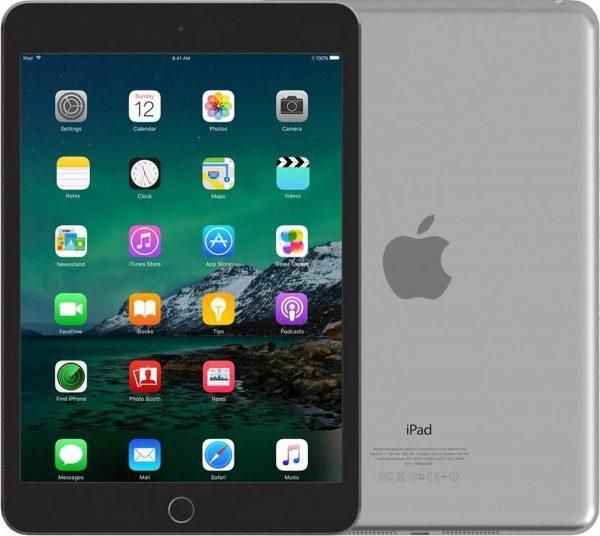 Leapp Refurbished Apple iPad mini 4 - 64GB - Wi-Fi - Space Gray - Licht gebruikt - 2 Jaar Garantie - Refurbished Keurmerk