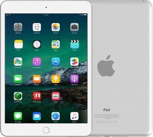 Leapp Refurbished Apple iPad mini 4 - 64GB - Wi-Fi - Zilver - Als nieuw - 2 Jaar Garantie - Refurbished Keurmerk