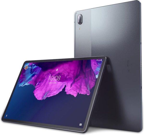 Lenovo Tab P11 Pro - 128 GB - WiFi - AZERTY toetsenbord + Pen - Grijs