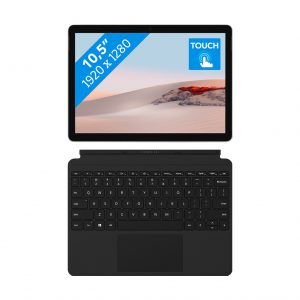 Microsoft Surface Go 2 - 8GB - 128GB + Type Cover