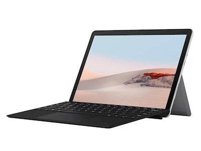 Microsoft Surface Go 2 - Intel Pentium Gold - 128 GB - Zilver