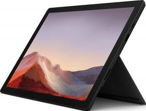 Microsoft Surface Pro 7 (2019) - Core i7 - 256GB - Zwart- 12.3 inch