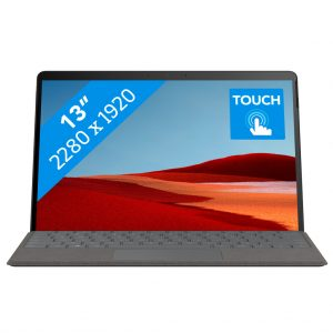 Microsoft Surface Pro X - SQ2 - 16GB - 512GB Platinum