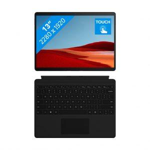 Microsoft Surface Pro X - SQ2 - 16GB - 512GB Zwart + Type Cover