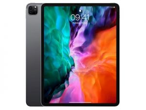 Outlet: Apple iPad Pro 12,9 inch (2020) - 128 GB - Wi-Fi - Grijs