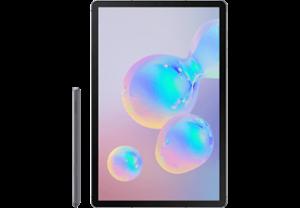 SAMSUNG Galaxy Tab S6 10.5 128 GB WiFi + LTE Grijs