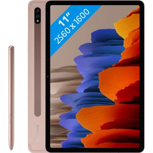 Samsung Galaxy Tab S7 128GB Wifi Brons
