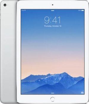 iPad Air 2 128GB Wifi only Silver - Zichtbaar gebruikt - 2 Jaar Garantie