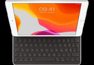 APPLE Smart Keyboard Zwart voor iPad (7e gen.) en iPad Air (3e gen.)