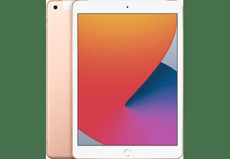 "APPLE iPad 10.2"" (2020) 128 GB WiFi / Cellular - Goud"