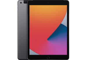 "APPLE iPad 10.2"" (2020) 128 GB WiFi / Cellular - Spacegrijs"