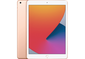 "APPLE iPad 10.2"" (2020) 128 GB WiFi - Goud"