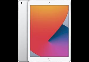 "APPLE iPad 10.2"" (2020) 128 GB WiFi - Zilver"