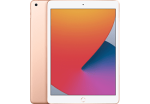 "APPLE iPad 10.2"" (2020) 32 GB WiFi- Goud"