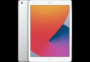 "APPLE iPad 10.2"" (2020) 32 GB WiFi- Zilver"