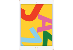APPLE iPad (2019) 128GB WiFi - Goud