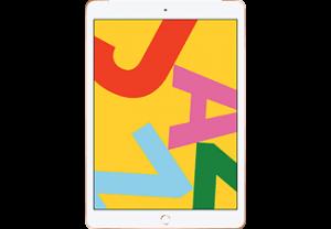 APPLE iPad (2019) 128GB WiFi - Goud