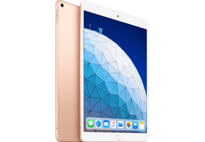 APPLE iPad Air (2019) Wifi /4G - 64GB - Goud