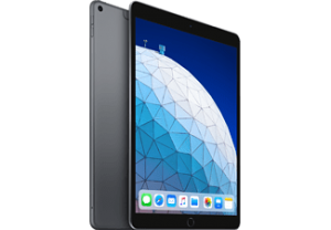 APPLE iPad Air (2019) Wifi /4G - 64GB - Space Gray