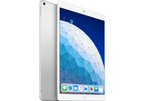 APPLE iPad Air (2019) Wifi /4G - 64GB - Zilver