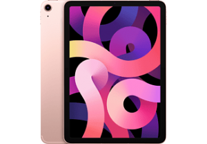APPLE iPad Air (2020) WiFi + Cellular - 256 GB - Rose