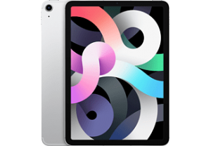 APPLE iPad Air (2020) WiFi + Cellular - 64 GB - Silver