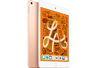 APPLE iPad Mini (2019) Wifi - 64GB - Goud