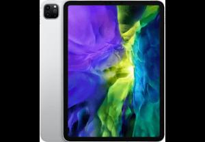 """APPLE iPad Pro 11"""" (2020) WiFi + Cell - Zilver 512GB"""