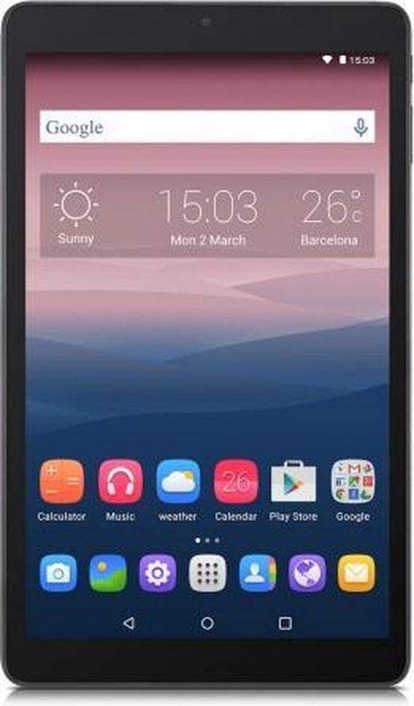 Alcatel Pixi 3 - 10 inch - WiFi - 8GB - Zwart
