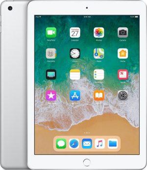 Apple iPad (2018) - 9.7 inch - WiFi - 128GB - Zilver