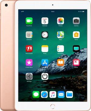 Apple iPad 2019 - 32GB - Wi-Fi + 4G - Goud - A-grade