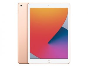 Apple iPad (2020) - Wi-Fi - 128GB - Goud
