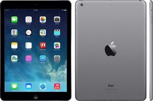 Apple iPad Air - 32GB - WiFi - Spacegrijs
