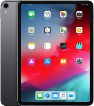 """Apple iPad Pro 11"""" 2018 512GB WiFi Zwart - Refurbished door Daans Magazijn - A-grade"""
