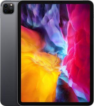 """Apple iPad Pro 11 """" (2020) 4e generatie - gerenoveerd door SUPREME MOBILE - A GRADE - 512 GB - Alleen wifi - Ruimte Grijs"""