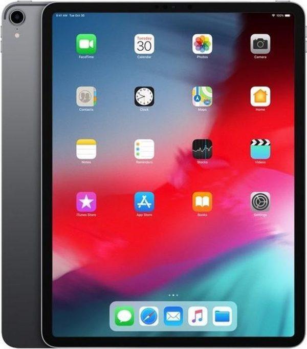 """Apple iPad Pro 12,9"""" 2018 256GB WiFi + 4G Zwart - Refurbished door Daans Magazijn - A-grade"""