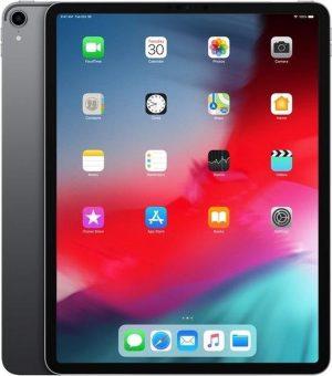 """Apple iPad Pro 12,9"""" 2018 64GB WiFi + 4G Zwart - Refurbished door Daans Magazijn - A-grade"""