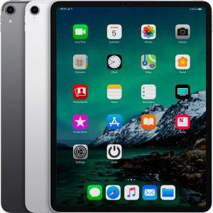 Apple iPad Pro (2018) refurbished door Leapp - A-Grade (Zo goed als nieuw) - 12.9 inch - 64GB - Spacegrijs