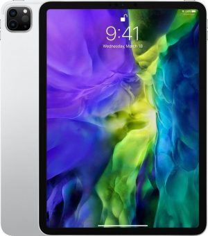 Apple iPad Pro (2020) - 11 inch - WiFi + 4G - 1TB - Zilver