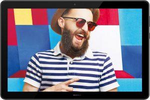Huawei MediaPad T5 16 GB Zwart
