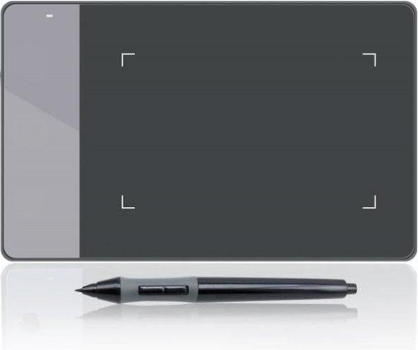 Huion 420 Tekentablet / Grafisch Design Tablet - Zwart