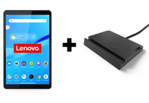 LENOVO TAB M8 2GB 32GB SMART DOCKINGBUNDEL
