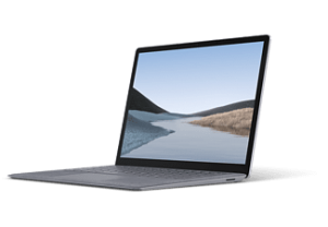 MICROSOFT Surface Laptop 3 - Platinum i5 8GB 128GB